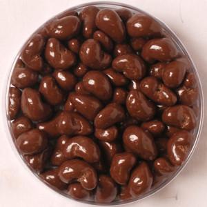 Jumbo Chocolate Covered Cashews (14 oz Gift Box)