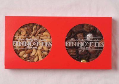 Mixed Nuts + Asst. Chocolates