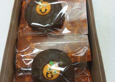 Chocolate Covered Orea Cookie