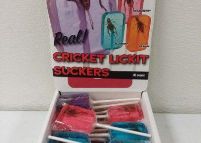 Cricket Licket