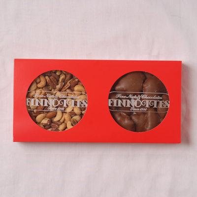 Premium Mixed Nuts + Milk Gators (28 oz Gift Box)