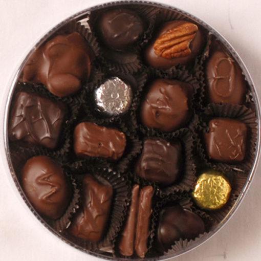 Milk & Dark Assorted Chocolates (14 oz Gift Box)