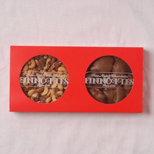 Premium Mixed Nuts + Milk & Dark Gators (28 oz Gift Box)