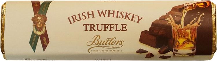 Irish Whiskey Truffle Bar